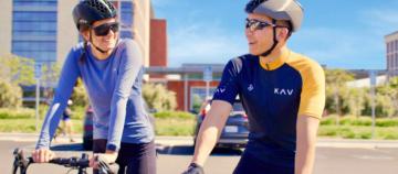 瞄准消费市场,KAV推出3D打印自行车头盔
