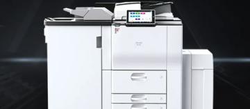 理光推出新品黑白数码复合机IM 7000