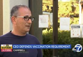 美国金属3D打印公司执行强制疫苗接种政策