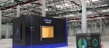 Roboze发布大体积高温3D打印机