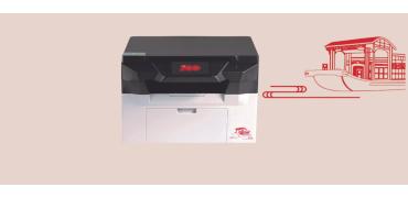 献礼建党百年 沧田智能发布两款红船打印机