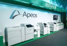 富士胶片商业创新推出11款全新Apeos旗舰智能型彩色数码多功能机