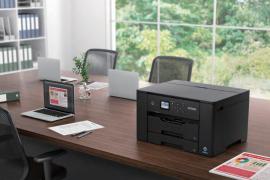 爱普生推出全新A3+桌面级彩色商务打印机