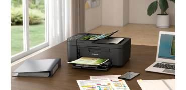 智能更便捷 兼容更稳定 佳能发布2款商用打印机新品
