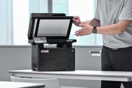 震旦多款A4激光打印机新品发布,支持国产操作系统