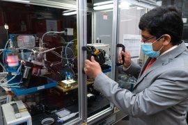 卡内基梅隆大学开发在10秒内识别冠状病毒的3D打印传感器