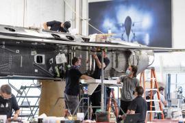航空航天公司Boom计划推出含大量3D打印零件的超音速飞机XB-1