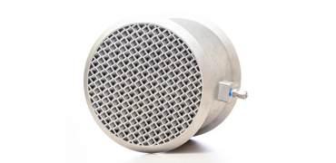 温室气体克星!集成3D打印热交换器的吸收塔在减少碳排放显神威