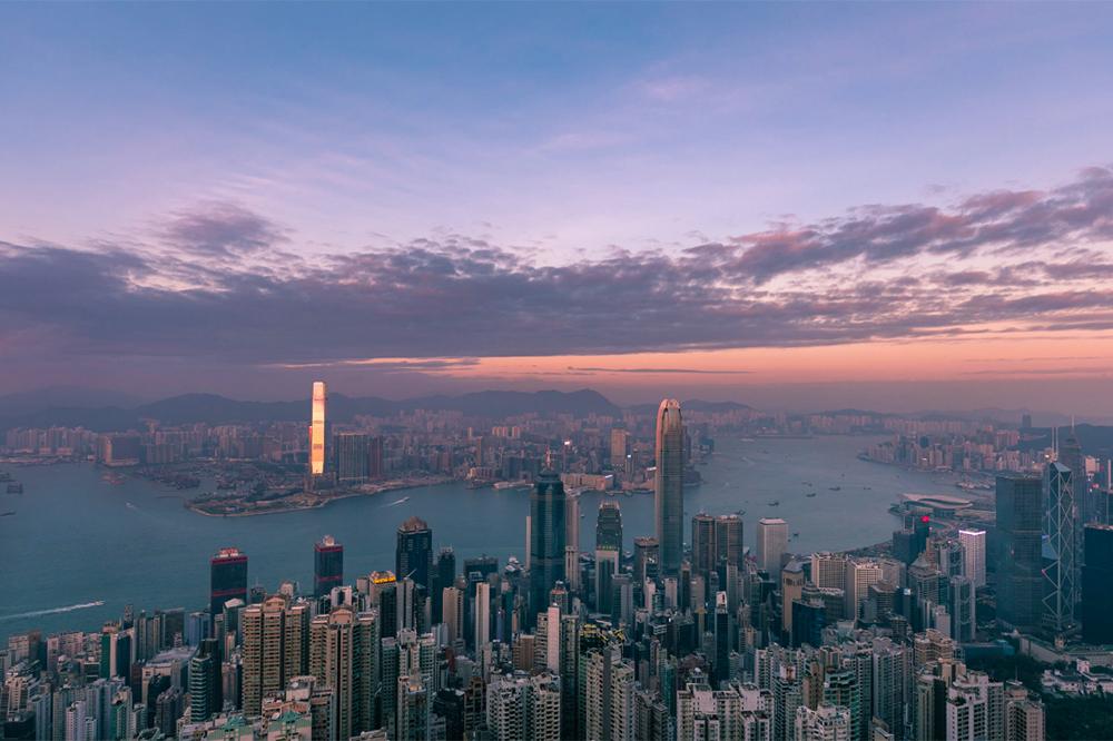 中国香港自由港