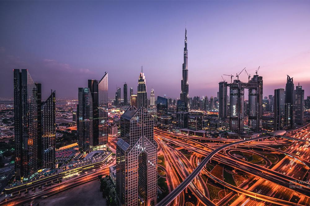 阿联酋迪拜机场自贸区