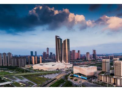 """南京江北新区中央商务区:""""高点起跳""""领跑自贸区南京片区建设"""